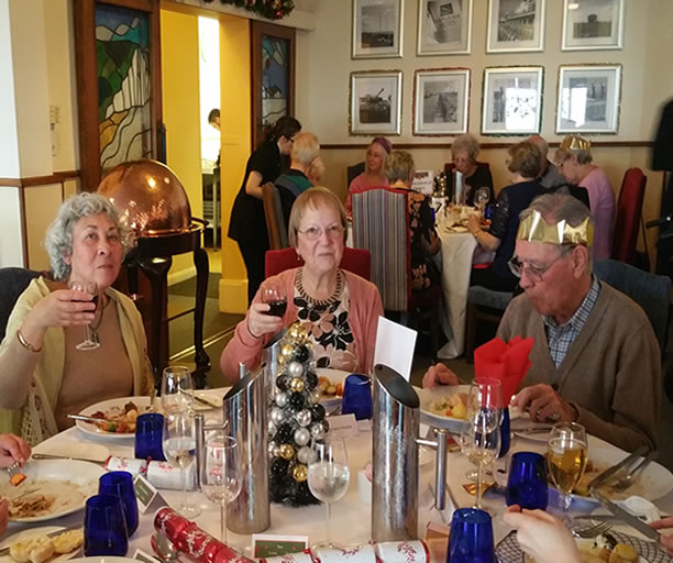 Carers Lunch
