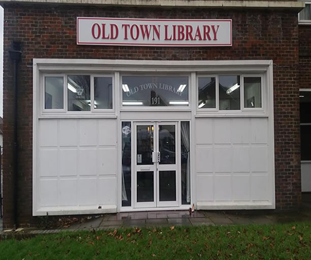 Old Town Library 3