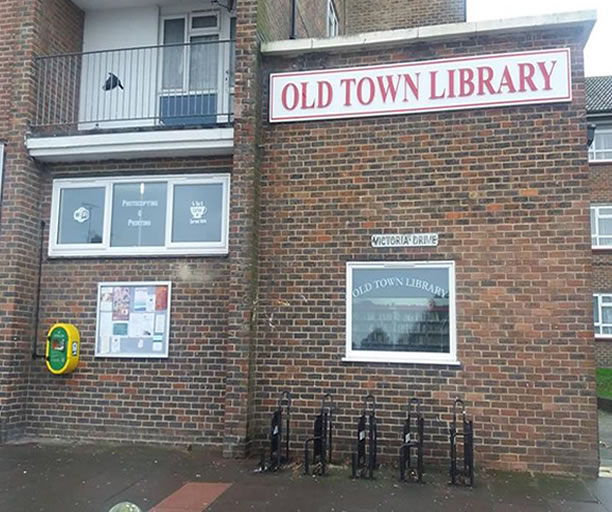 Old Town Library 4