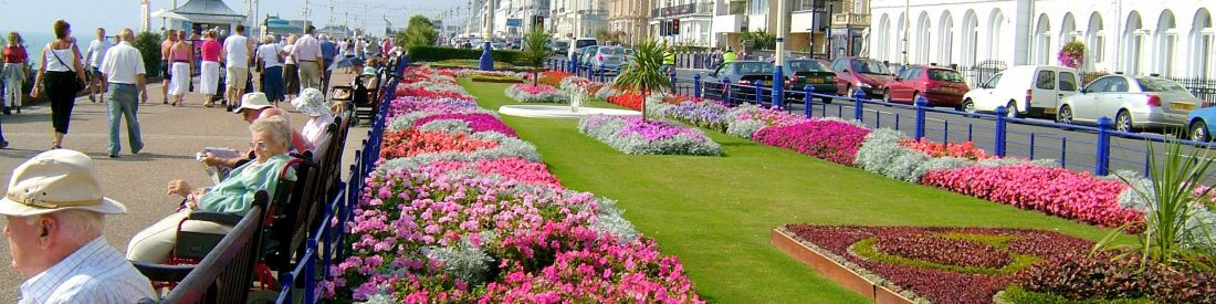 carpet gardens on eastbourne seafront alex askaroff